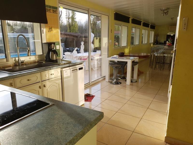 Vente maison / villa Labarde 336000€ - Photo 6