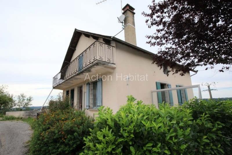 Vente maison / villa St andre de najac 90100€ - Photo 1