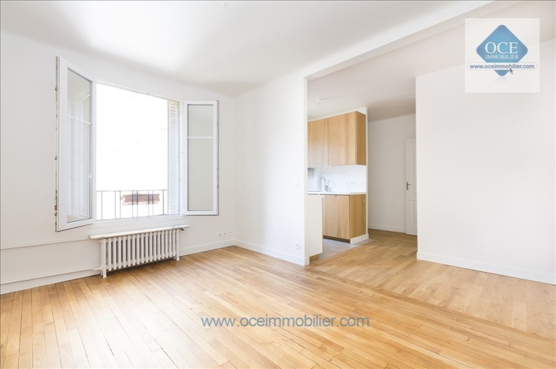 Deluxe sale apartment Paris 11ème 435000€ - Picture 1