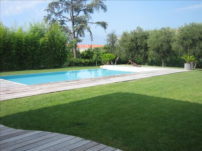 Revenda residencial de prestígio casa Juan les pins 4500000€ - Fotografia 3