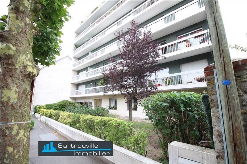 Sale apartment Sartrouville 180000€ - Picture 2