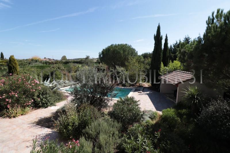 Vente maison / villa Montastruc-la-conseillere 334000€ - Photo 1