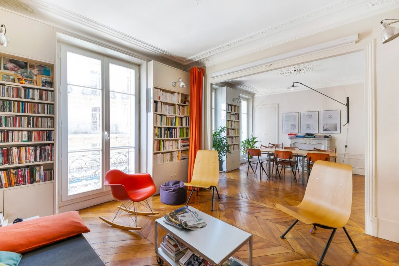 Sale apartment Paris 8ème 950 000€ - Picture 2