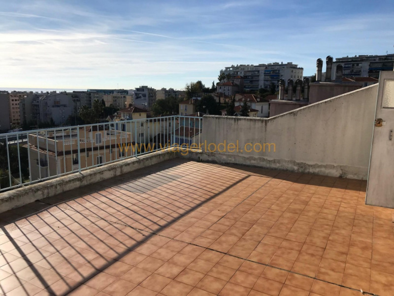 Viager appartement Nice 50 000€ - Photo 1