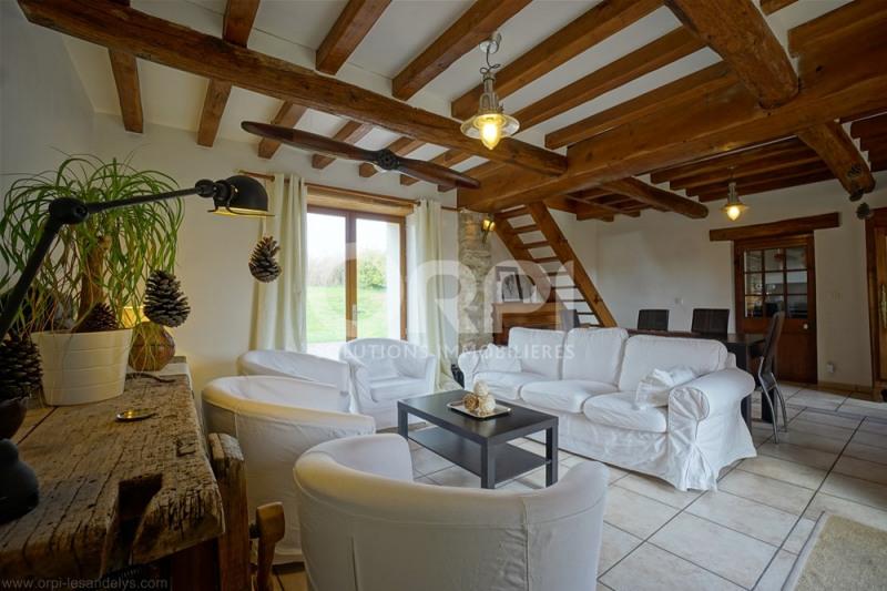 Vente maison / villa Les andelys 416000€ - Photo 2