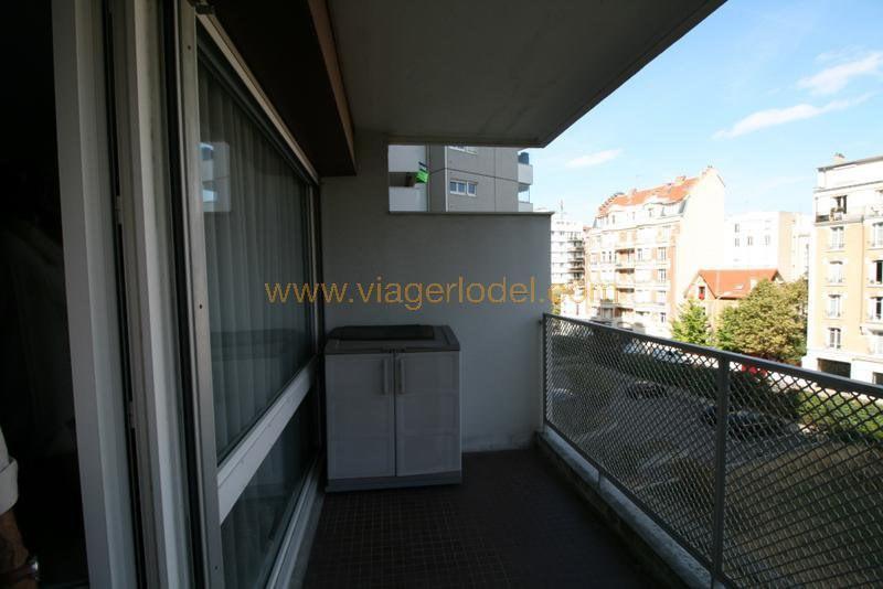 Verkauf auf rentenbasis wohnung Courbevoie 102000€ - Fotografie 5