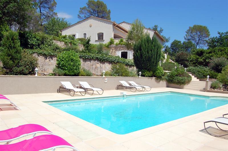 Verkauf von luxusobjekt haus Tourrettes 895000€ - Fotografie 2