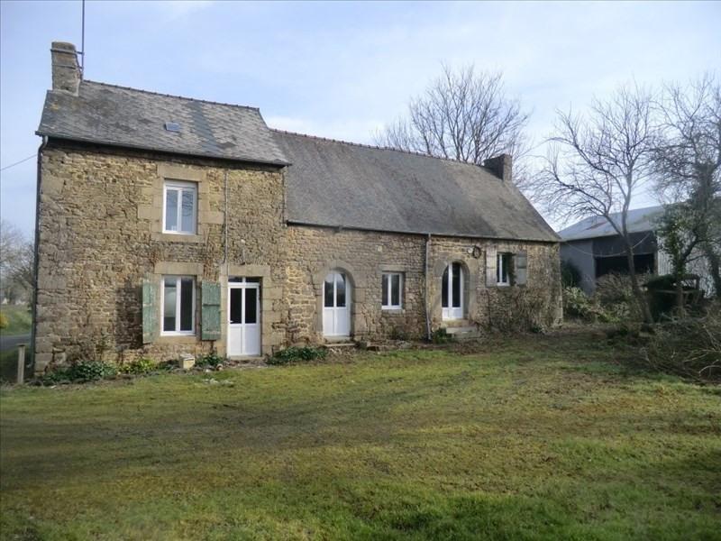 Sale house / villa Luitre 83400€ - Picture 1