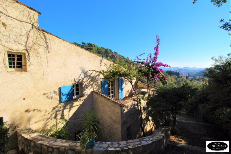 Deluxe sale house / villa La colle sur loup 945 000€ - Picture 1