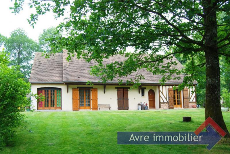 Vente maison / villa Verneuil d'avre et d'iton 239500€ - Photo 1