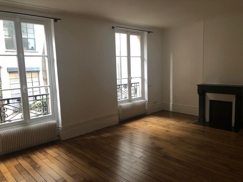 Rental apartment Paris 14ème 1340€ CC - Picture 1