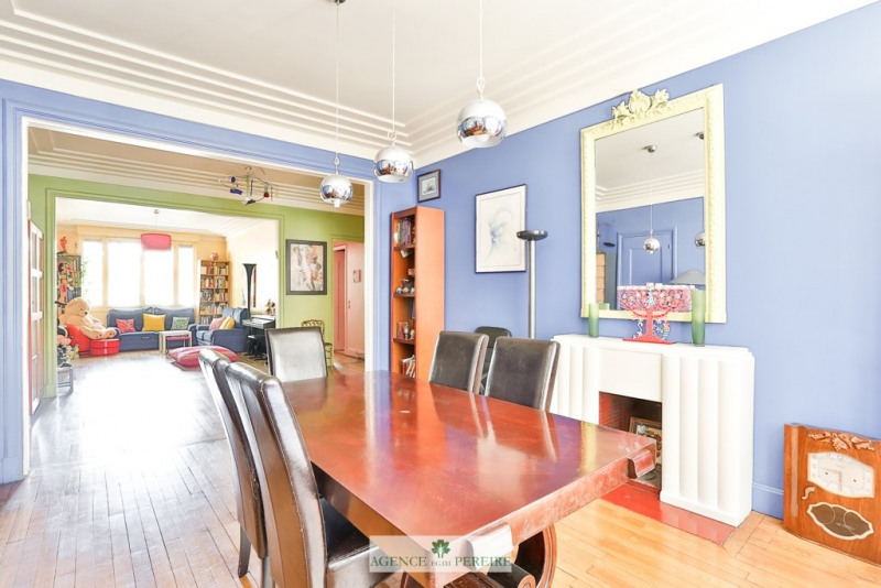 Vente de prestige appartement Paris 17ème 1390000€ - Photo 14