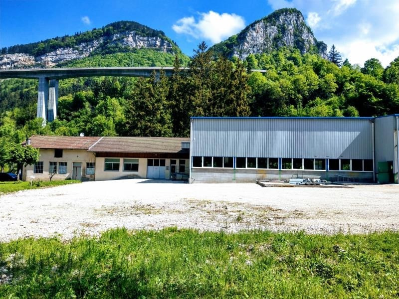 Location local commercial Nantua 4 280€ HT/HC - Photo 2