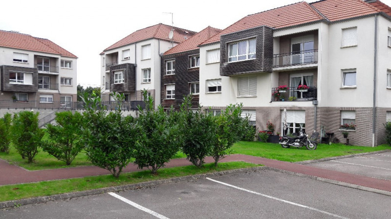Investment property apartment Etaples 106 000€ - Picture 1
