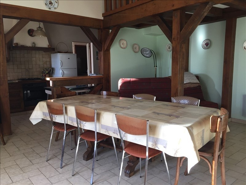 Sale house / villa St vincent sur jard 164 320€ - Picture 4