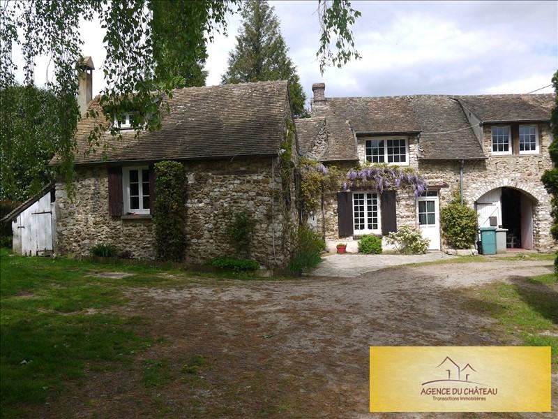 Vente maison / villa Breval 345000€ - Photo 2