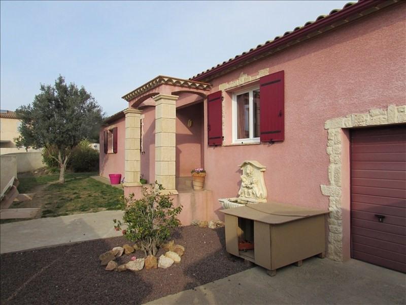 Vente maison / villa Cazouls les beziers 249000€ - Photo 1