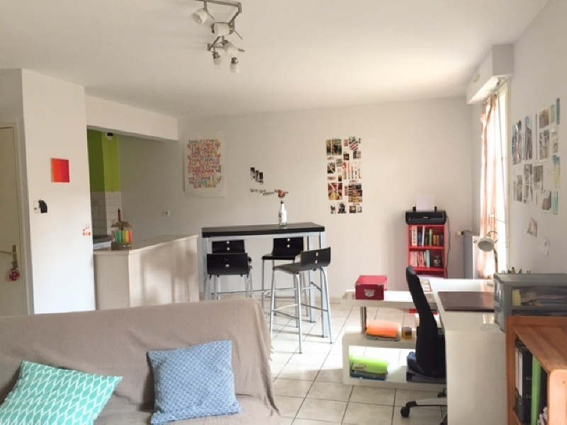 Rental apartment Poitiers 421€ CC - Picture 2