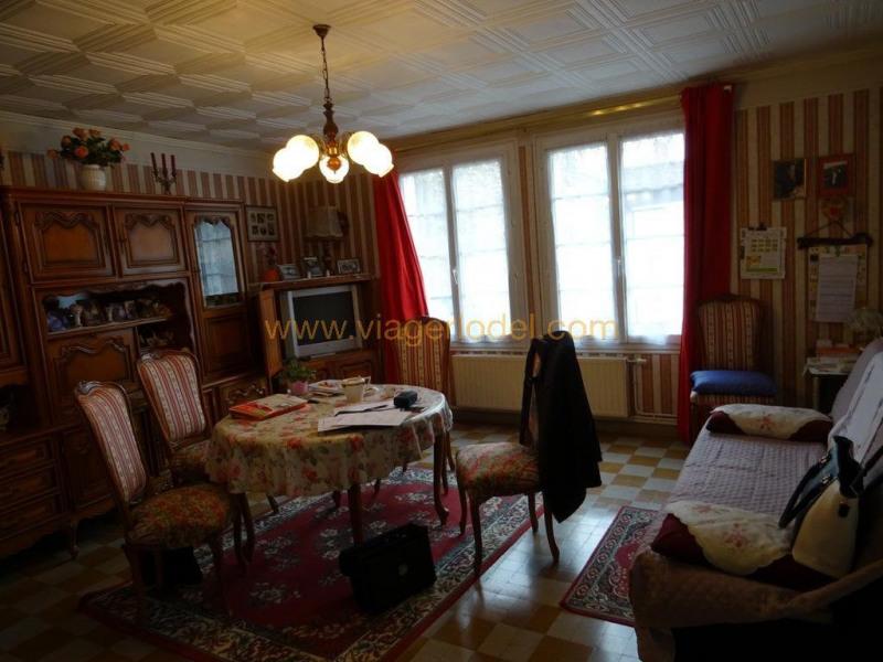 Verkauf auf rentenbasis haus Conflans-sur-seine 30200€ - Fotografie 4