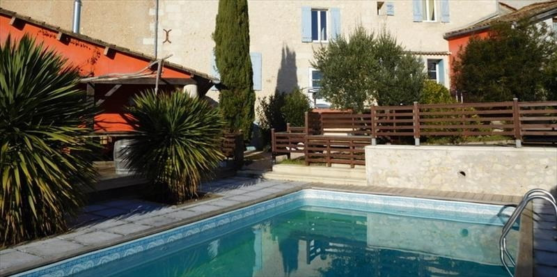 Sale house / villa St andre de cubzac 365000€ - Picture 1
