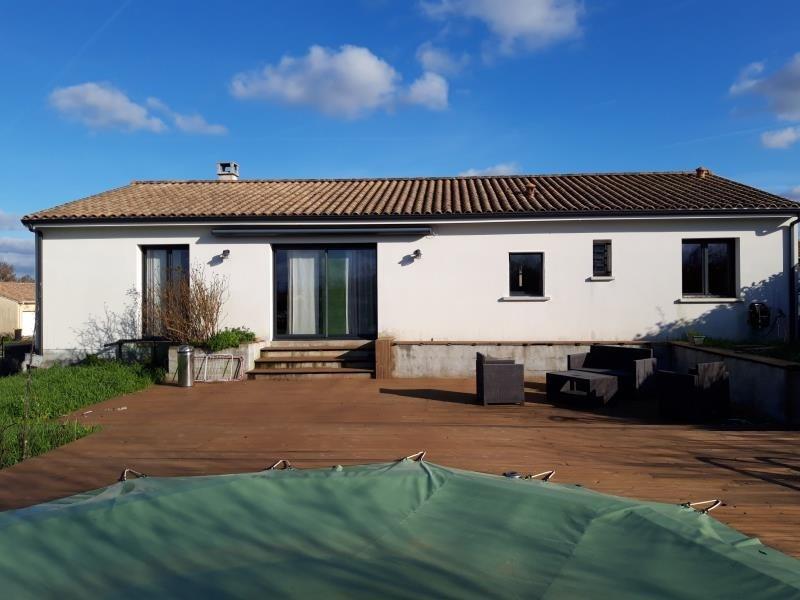 Vente maison / villa Cubzac les ponts 280000€ - Photo 7