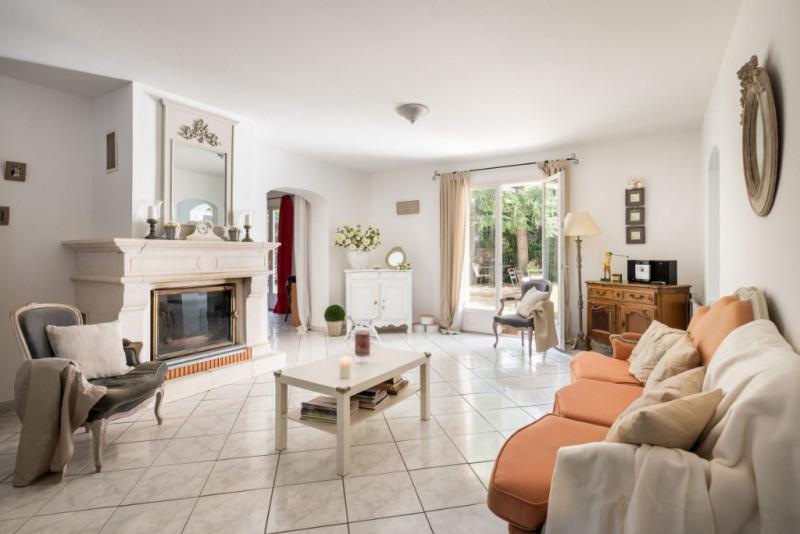Vente maison / villa Saint laurent de mure 415000€ - Photo 5