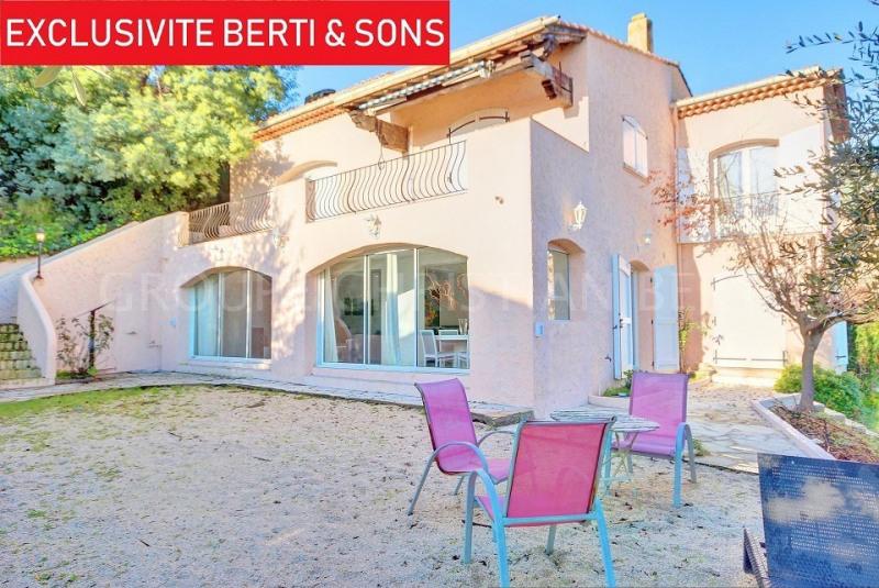 Deluxe sale house / villa Mandelieu 798000€ - Picture 2