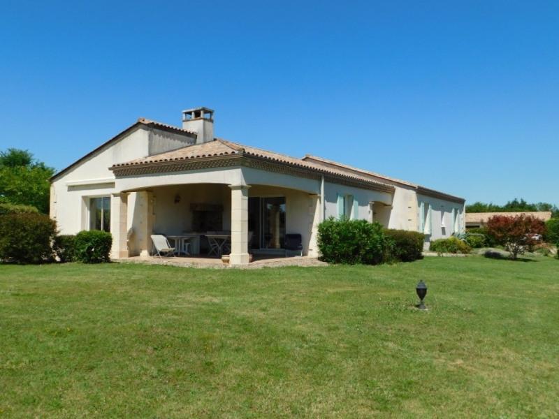 Vente maison / villa Sigoules 370000€ - Photo 1