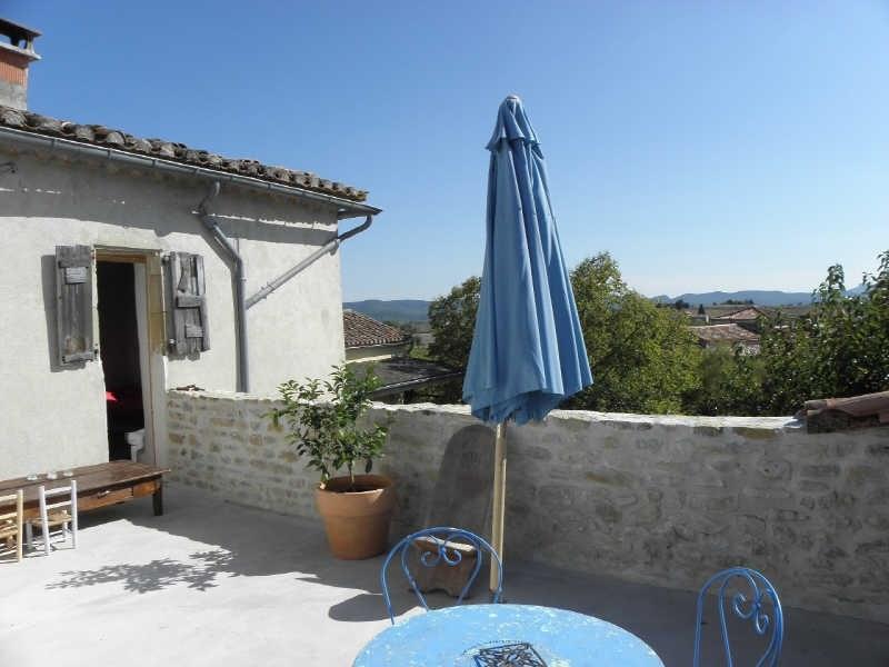 Verkoop  huis Barjac 188000€ - Foto 1