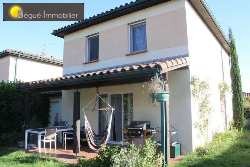 Vente maison / villa Colomiers 293000€ - Photo 1