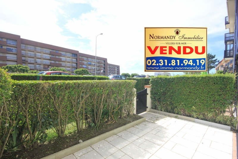 Sale apartment Villers sur mer 89 900€ - Picture 1