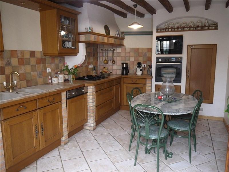 Venta  casa Fontenay mauvoisin 360000€ - Fotografía 4