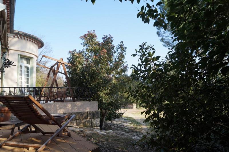 Vente de prestige maison / villa Villeneuve les avignon 645000€ - Photo 10