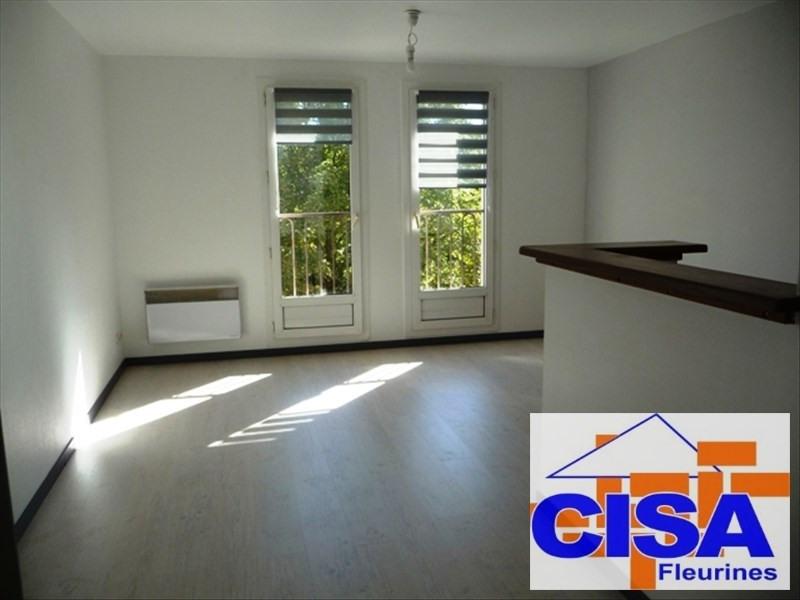 Rental apartment Pont ste maxence 450€ CC - Picture 1