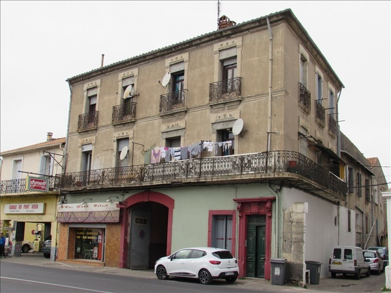 Vente immeuble Beziers 399 000€ - Photo 1
