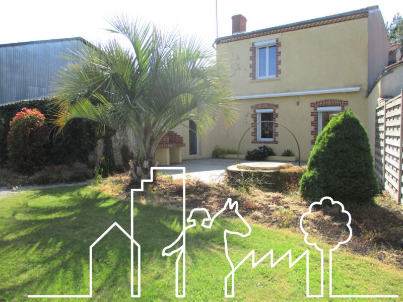 Vente maison / villa Bellevigny 197800€ - Photo 7