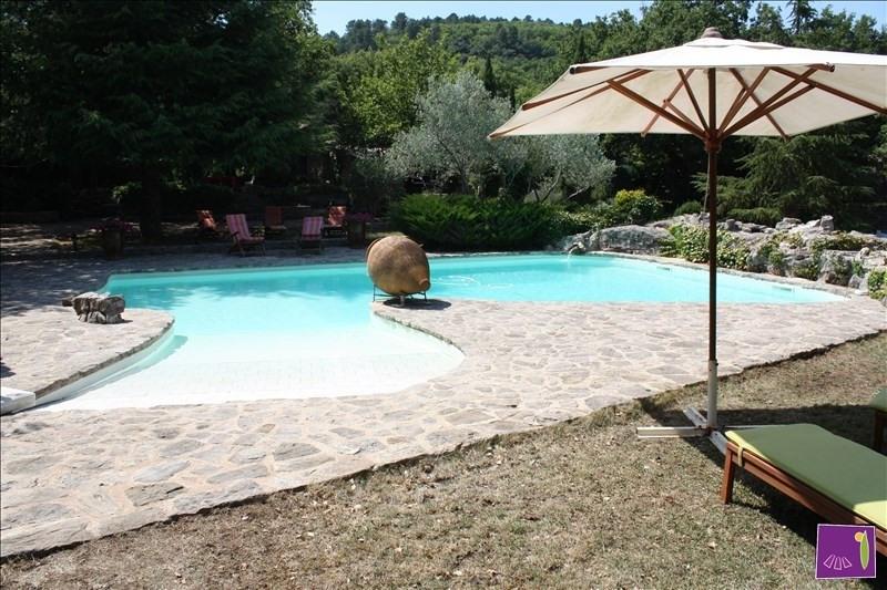 Vente de prestige maison / villa Barjac 690000€ - Photo 3
