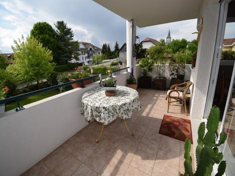 Sale apartment Villaz 294000€ - Picture 1