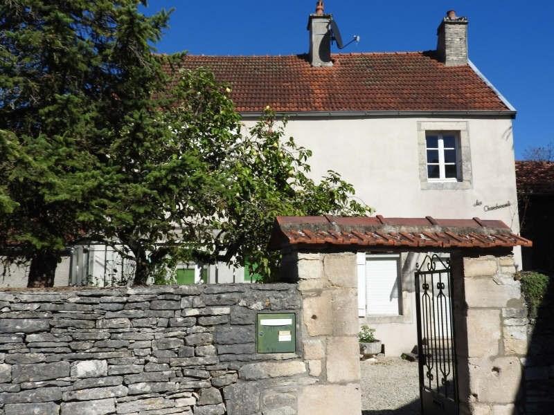 Sale house / villa Limite champagne-bourgogne 77000€ - Picture 1