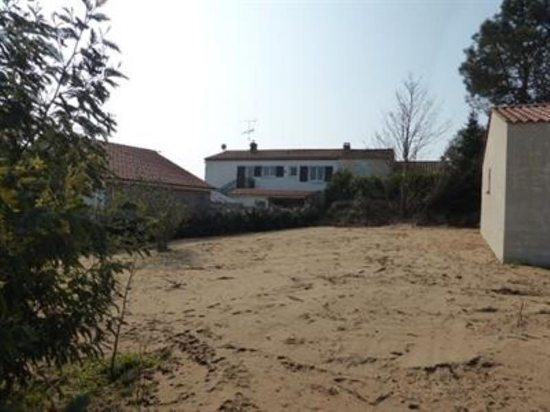 Sale site Longeville sur mer 62000€ - Picture 1