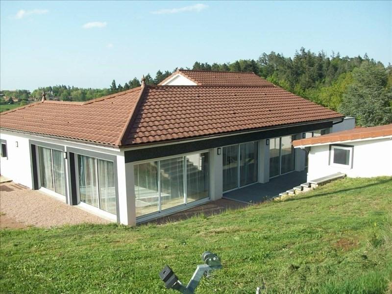 Sale house / villa Cordelle 283000€ - Picture 2