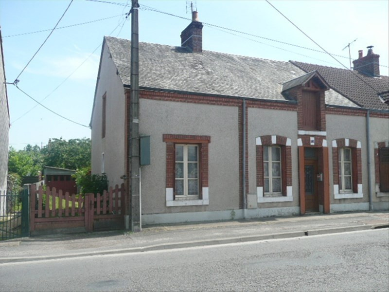 Vente maison / villa Aubigny sur nere 67000€ - Photo 1