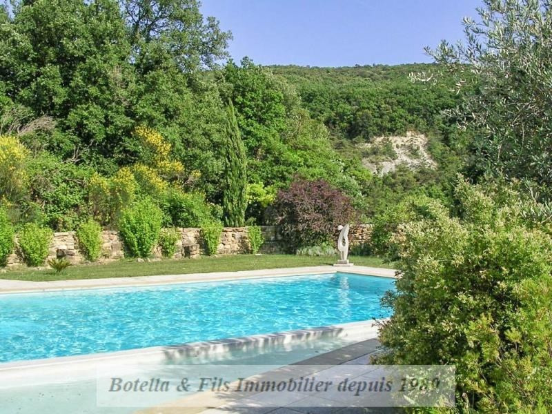Verkoop van prestige  huis Uzes 985000€ - Foto 3
