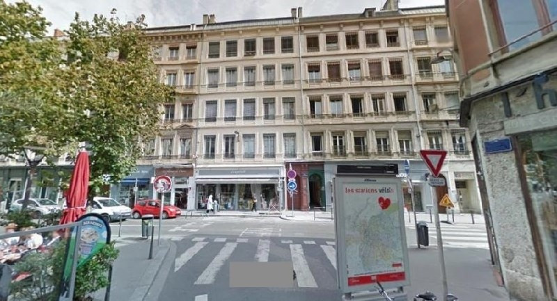 Sale apartment Lyon 1er 197 535€ - Picture 1