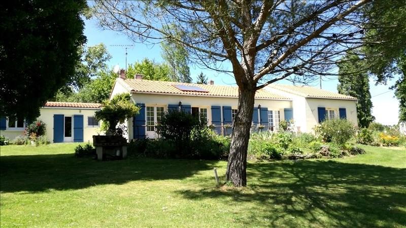 Vente maison / villa Gemozac 215250€ - Photo 10