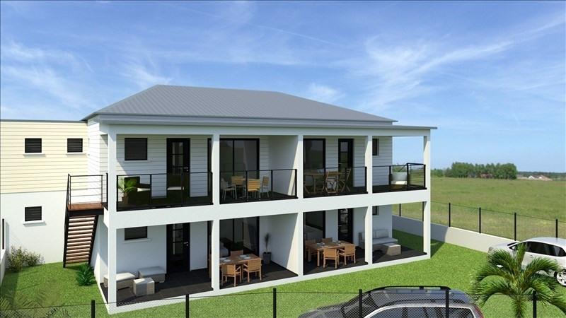 Sale apartment Les avirons 265000€ - Picture 2