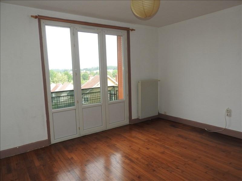 Vente appartement Chatillon sur seine 49000€ - Photo 6