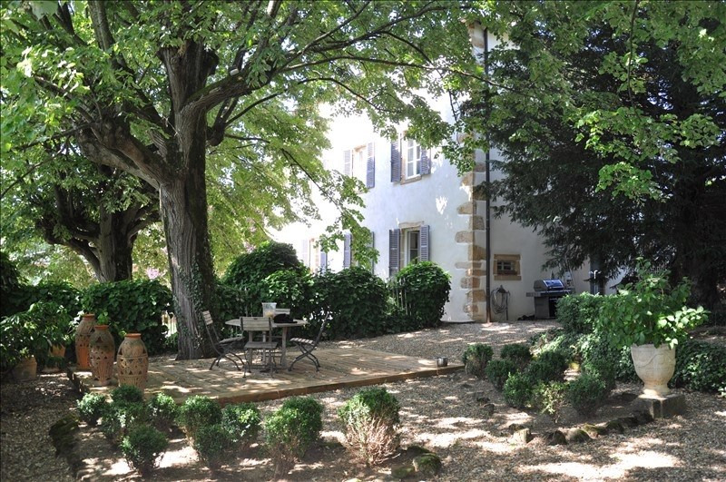 Vente de prestige maison / villa Liergues 690000€ - Photo 3