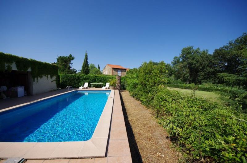 Deluxe sale house / villa Brouilla 628000€ - Picture 1