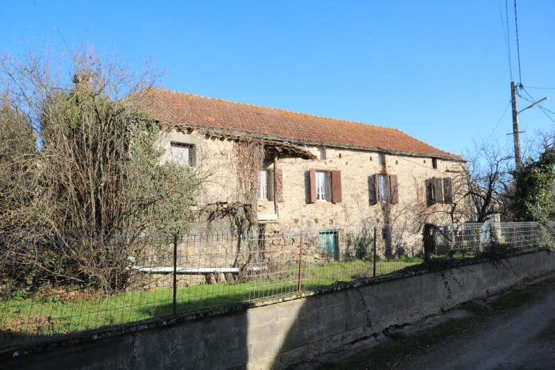 Vente maison / villa Saint christophe 136 500€ - Photo 1